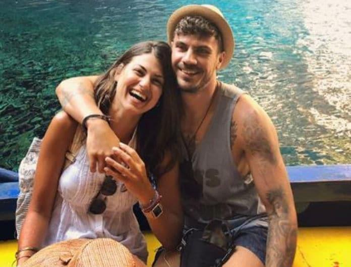 Άκης Πετρετζίκης - Φωτεινή Παπαλεωνιδοπούλου: Οι πιο hot φωτογραφίες ενός μεγάλου έρωτα!