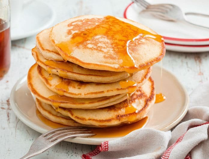 Time for Brunch: Pancakes! Η συνταγή που θα αγαπήσουν μικροί και μεγάλοι!
