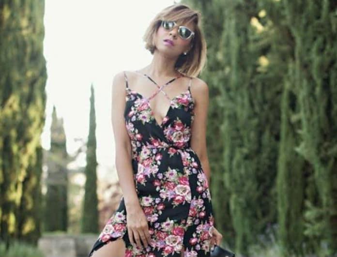 Maxi εμπριμέ φόρεμα: Πώς θα φορέσεις το απόλυτο trend του καλοκαιριού!