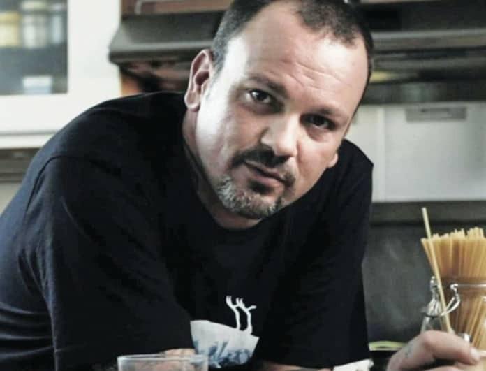 Δημήτρης Σκαρμούτσος: Ο γιος του μεγάλωσε πολύ και είναι ένας κούκλος!