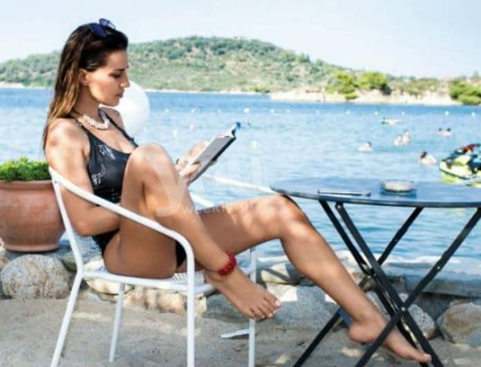 Χριστίνα Κολέτσα: Οι διακοπές με τον... Καζαντζάκη και τον άντρα της ζωής της!