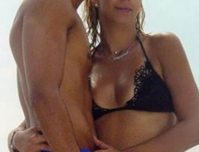 14 χρόνια πριν! Φοβερη ρετρό φωτογραφία Έλληνα τραγουδιστή με την γυναίκα του!