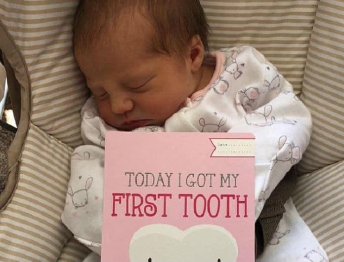 6c0f512259c Απίστευτο! Πήγαν 12 ημερών βρέφος για εξαγωγή δοντιού!