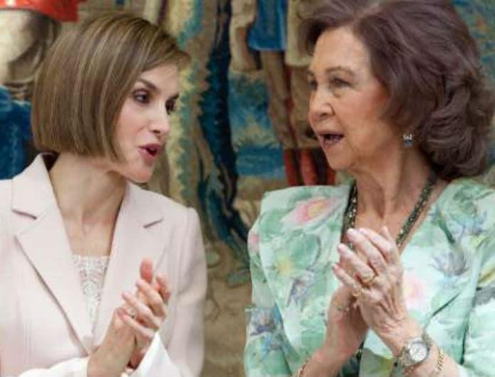 Βασίλισσα Λετίθια: Βάζει τέλος στην κόντρα με την πεθερά της! Η κίνηση ματ που