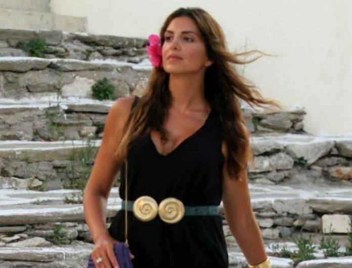 Σταματίνα Τσιμτσιλή: Φόρεσε το trend του καλοκαιριού! Πως θα αντιγράψεις το look της!