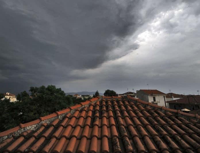 Έκτακτο δελτίο καιρού από την ΕΜΥ: Βροχές, καταιγίδες, χαλάζι και θυελλώδεις άνεμοι!