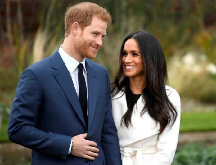 Μέγκαν Μάρκλ- πρίγκιπας Χάρι: It's official! Αυτό είναι το μονόγραμμα του ζευγαριού!