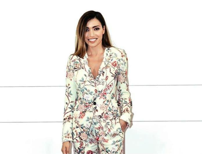Όλγα Φαρμάκη: Φόρεσε το trend του καλοκαιριού! Πως θα αντιγράψεις οικονομικά το λουκ της!