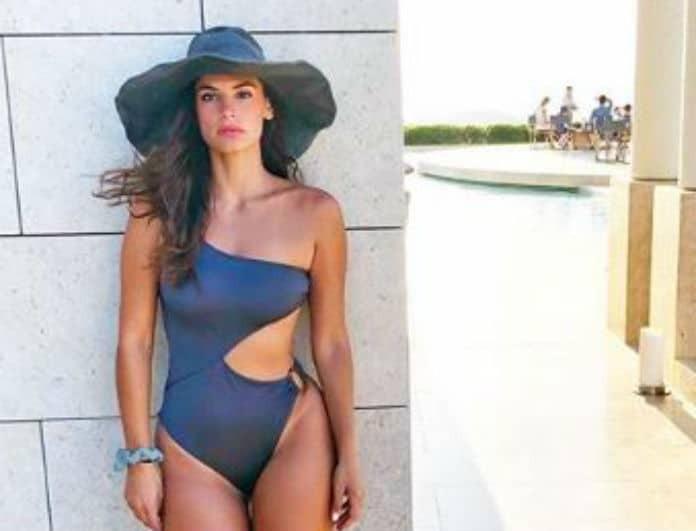 Χριστίνα Μπόμπα: Γούστο της... καπέλο της! Η εμφάνιση που