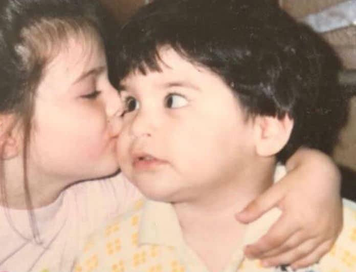 Αναγνωρίζετε το κοριτσάκι της φωτογραφίας; Είναι πασίγνωστη Ελληνίδα παρουσιάστρια!