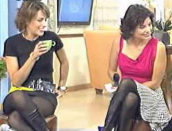 Ρίκα Βαγιάνη - Πόπη Τσαπανίδου: Από συμπαρουσιάστριες...άγνωστες! Γιατί σταμάτησαν να έχουν επαφές;