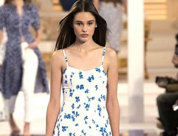 Ντύσου στα γαλανόλευκα: Η νέα τάση στα ρούχα του Ralph Lauren! Τόλμησε το!