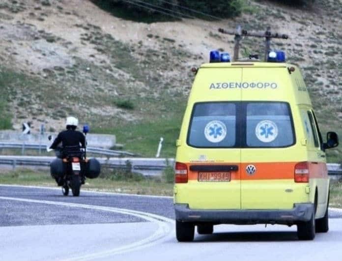 Αρχαία Ολυμπία: Βουτιά θανάτου με όχημα! Νεκρός ο οδηγός!