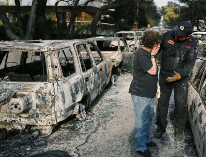 Φωτιές Αττική: Δεν δόθηκε στον κόσμο δυνατότητα εξόδου!
