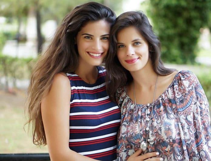 Η Χριστίνα Μπόμπα έφερε ξανά καλοκαίρι! Η φωτογραφία με την αδερφή της από την Ίμπιζα!