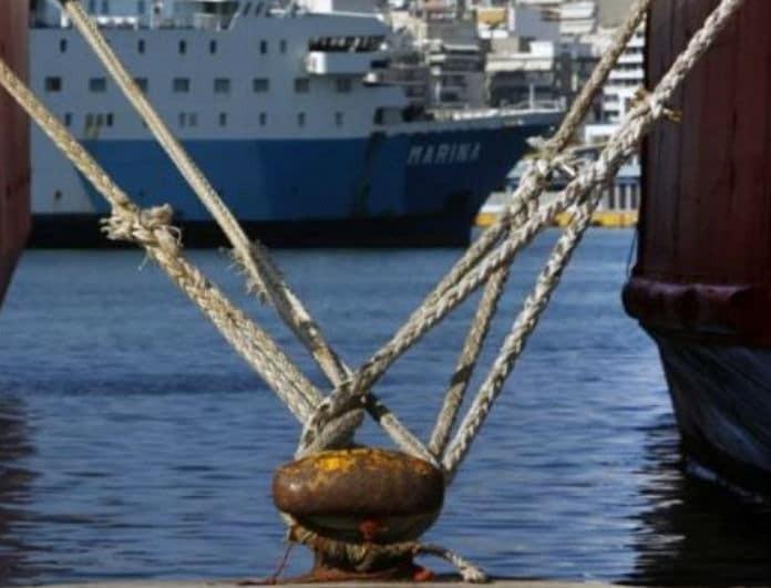 Έσκασε τώρα! Δεμένα τα πλοία σήμερα λόγω 24ωρης απεργίας της ΠΝΟ!