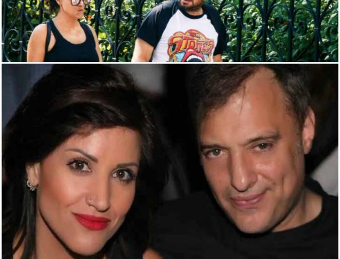 Ξανά μαζί δυο χρόνια μετά τον χωρισμό τους, Φερεντίνος - Παυλίδου! Αποκλειστικές φωτογραφίες!