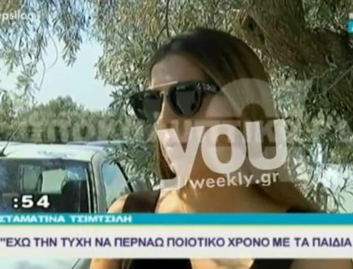 Σταματίνα Τσιμτσιλή: Μιλάει για τις αλλαγές της εκπομπής της! Για ποιο λόγο αποχώρησε η Πετρουτσέλι; (Βίντεο)