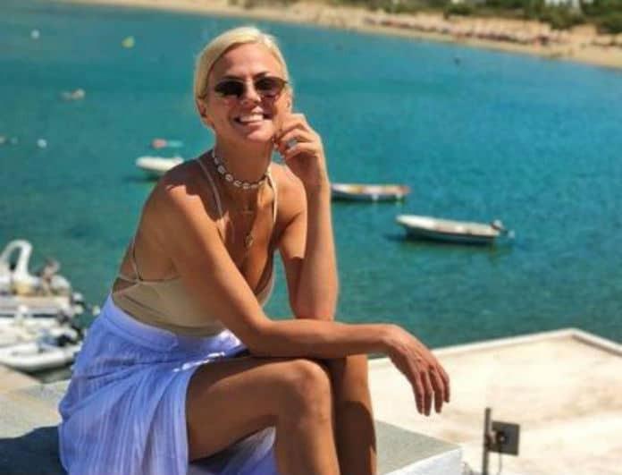 Χριστίνα Κοντοβά: Surprise party! Έσβησε τα κεράκια της και αποκάλυψε την ηλικία της!