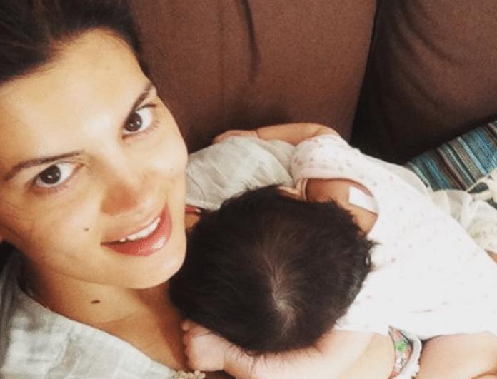 Σταματίνα Τσιμτσιλή: Ποζάρει με τον γιο της στην πιο όμορφη φωτογραφία!