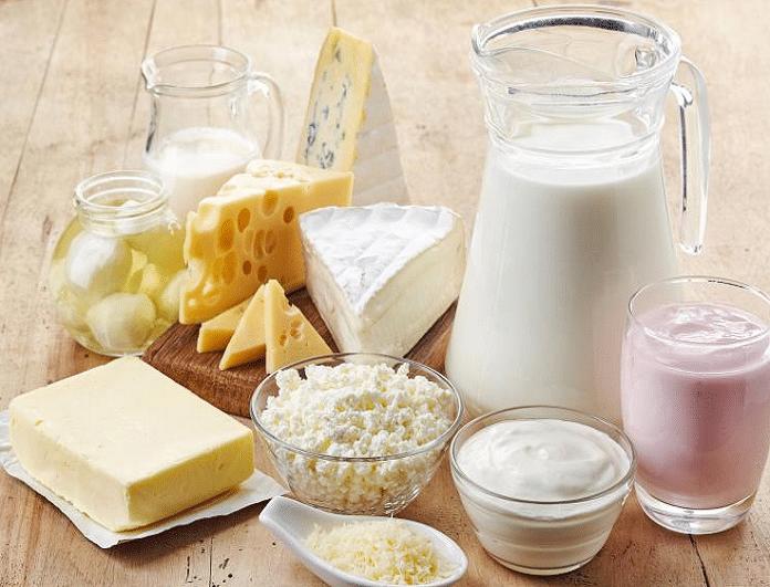 5 λόγοι να περιορίσεις τα γαλακτοκομικά απ' τη διατροφή σου. Εσύ, ήξερες πως σε επιβαρύνουν;
