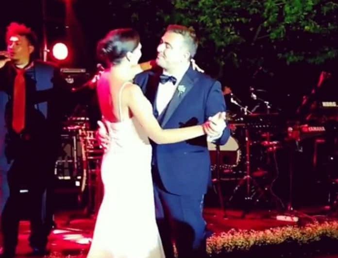 Γάμος Μπόσνιακ - Ρέμου: Η ερωτική εξομολόγηση του Αντώνη! Σηκώθηκαν όρθιοι οι καλεσμένοι!