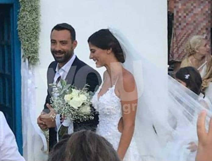 Ξέσπασε πόλεμος για τον Μαυρίδη στον γάμο Μπόμπα - Τανιμανίδη: Τα καρφιά άνευ προηγουμένου στα social media!