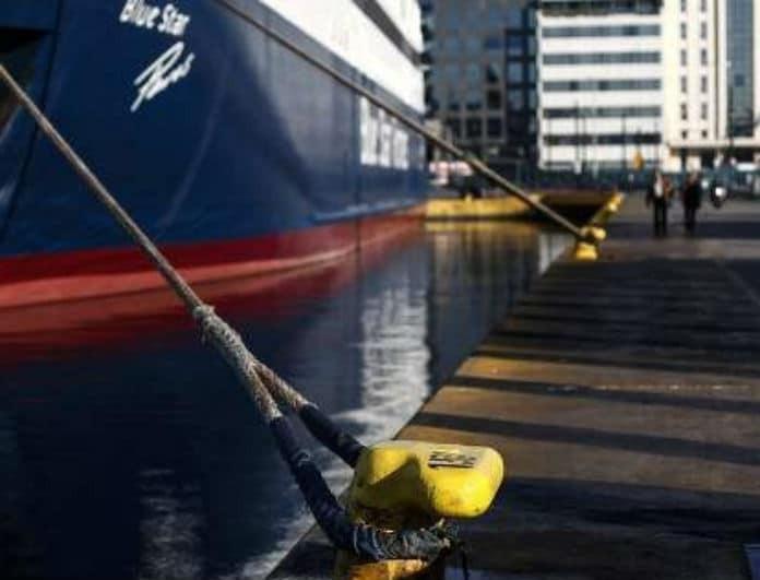 Δεμένα και σήμερα τα πλοία στα λιμάνια: Τι αποφάσισε η ΠΝΟ!