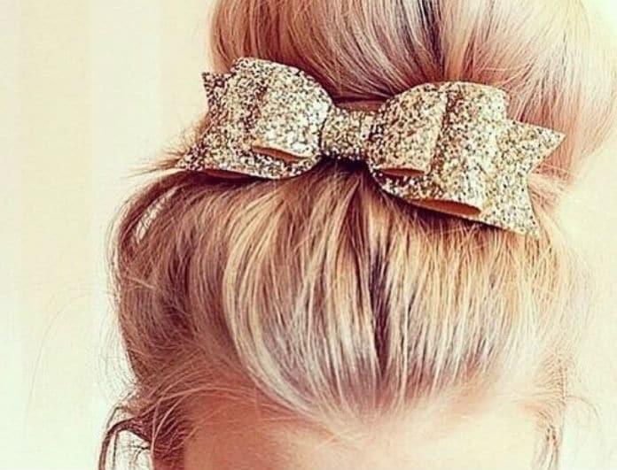 Θες να είσαι πάντα χτενισμένη; Πως θα πετύχεις σε λίγες κινήσεις το απόλυτο hair trend!