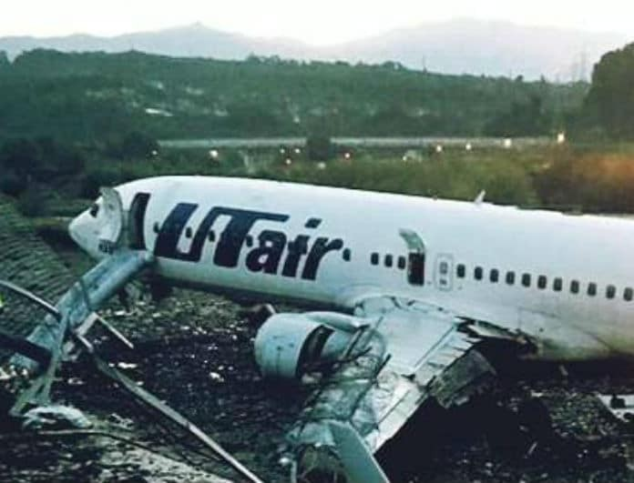 Θρίλερ σε πτήση: Έπιασε φωτιά σε αεροπλάνο! Τρόμος για τους επιβάτες!