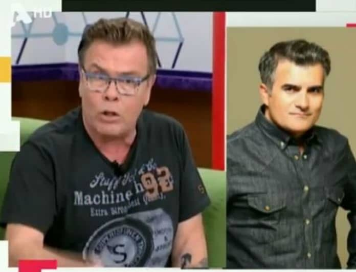 Παπανώτας: Έξαλλος on air για τη κόντρα του με Χρηστίδου! Η επίθεση στον Μαραντίνη!