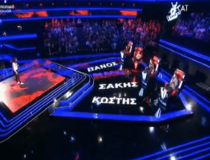 The Voice: Η παίκτρια που τους έκανε όλους να γυρίσουν και το...block στην Παπαρίζου! (video)