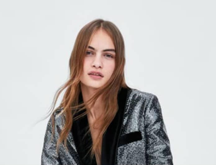 Zara: 10 κομμάτια από την νέα συλλογή που θα σε κάνουν να μοιάζεις με fashion blogger!