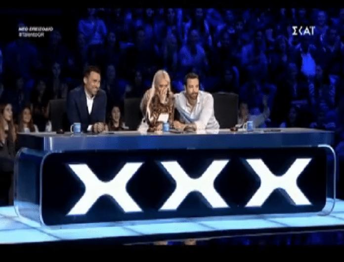 Ελλάδα έχεις ταλέντο: Έβαλε τα κλάματα η Μπακοδήμου! Τα παιδάκια που την συγκίνησαν (video)