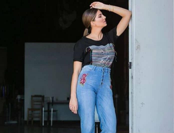 Η casual chic εμφάνιση της Σταματίνας Τσιμτσιλή στο Happy Day! Όλες οι λεπτομέρειες για το λουκ της…