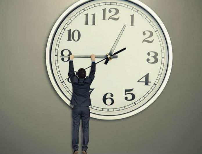 Αλλαγή ώρας την Κυριακή! Μια ώρα πίσω για τελευταία φορά;