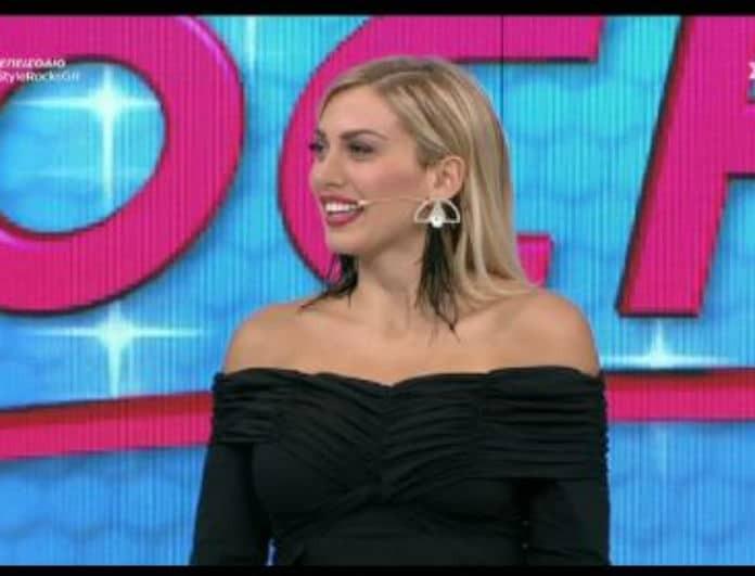 Κωνσταντίνα Σπυροπούλου: Δεν μπορείτε να φανταστείτε τι δουλειά έκανε πριν γίνει παρουσιάστρια! Το αποκάλυψε στον