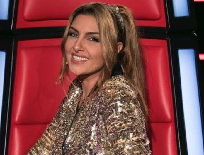 Έλενα Παπαρίζου: Σε ξέφρενους χορούς στα backstage του