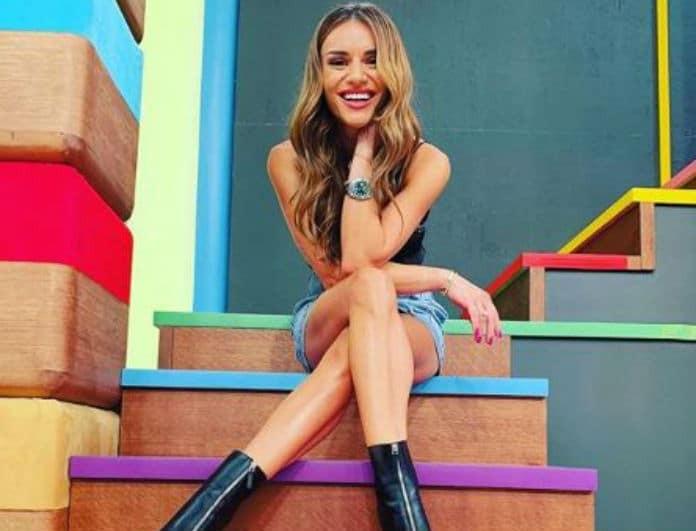 Ελένη Τσολάκη: Το αινιγματικό μήνυμα της παρουσιάστριας προς τον ALPHA; «Όταν έχεις δίκιο κανείς...»
