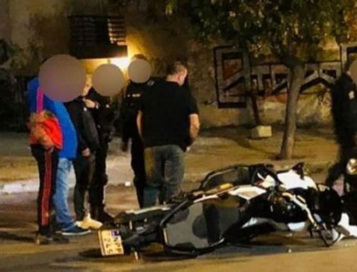 Αιματηρό τροχαίο στη Θεσσαλονίκη! Σφοδρή σύγκρουση αυτοκινήτου με μοτοσυκλέτα!
