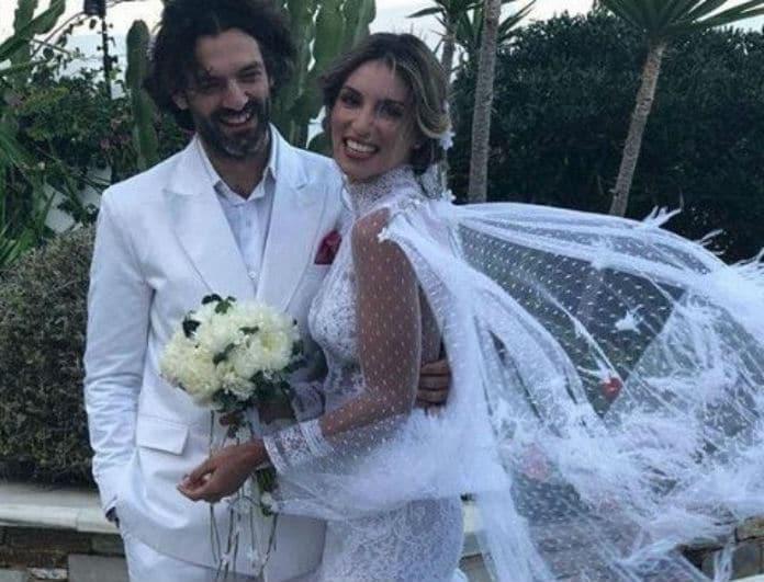 ddaaa3071f30 Τι έγινε στο γάμο της Οικονομάκου και έσκασαν όλοι στα γέλια  - News -  Youweekly
