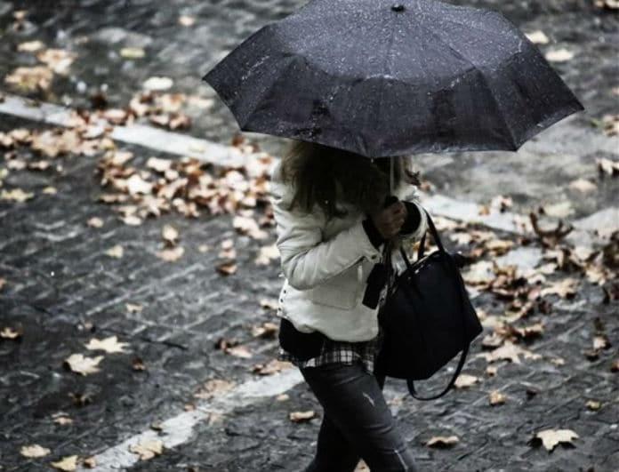 Καιρός: Με βροχές ξεκινά η εβδομάδα! Που θα κυμανθεί η θερμοκρασία!