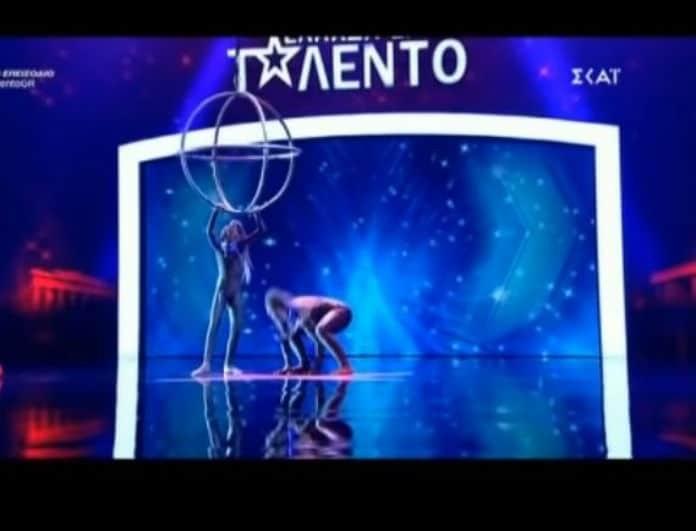 Ελλάδα έχεις ταλέντο: Ο παίκτης που θύμισε Παντελίδη και οι χορεύτριες που τρέλαναν τους κριτές! (Βίντεο)