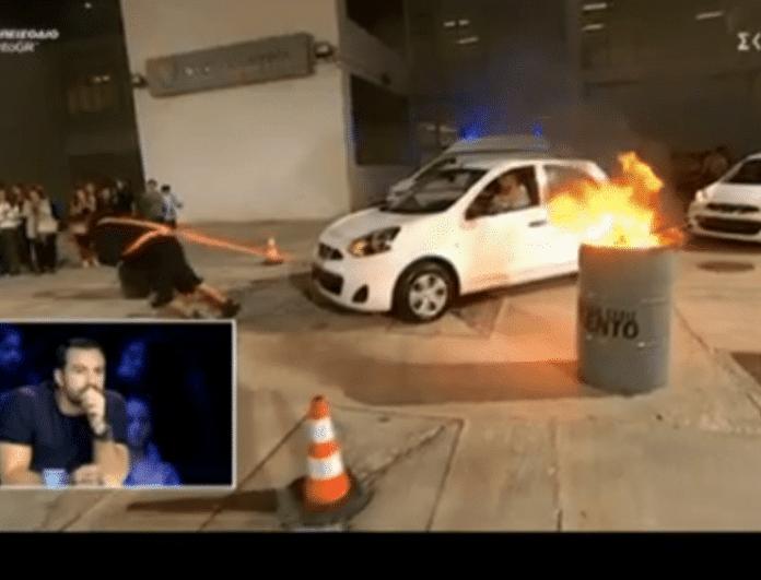 Ελλάδα έχεις ταλέντο: Η 10χρονη που μάγεψε τους κριτές και ο θαρραλέος Μπάμπης που έσυρε 3 αμάξια! (Βίντεο)
