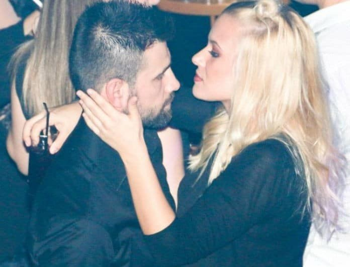 Μιχάλης Μουρούτσος: Μετά το χωρισμό του από τη Λάουρα, αγκαλιά με τον έρωτα της ζωής του!