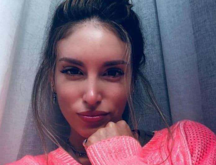 Αθηνά Οικονομάκου: Η ανακοίνωση στα social media για το νυφικό της!