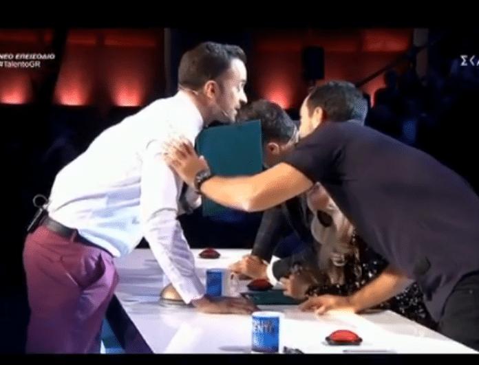 Ελλάδα έχεις ταλέντο: Έκαναν τους κριτές να σηκωθούν όρθιοι και να χειροκροτούν μανιασμένα! (video)