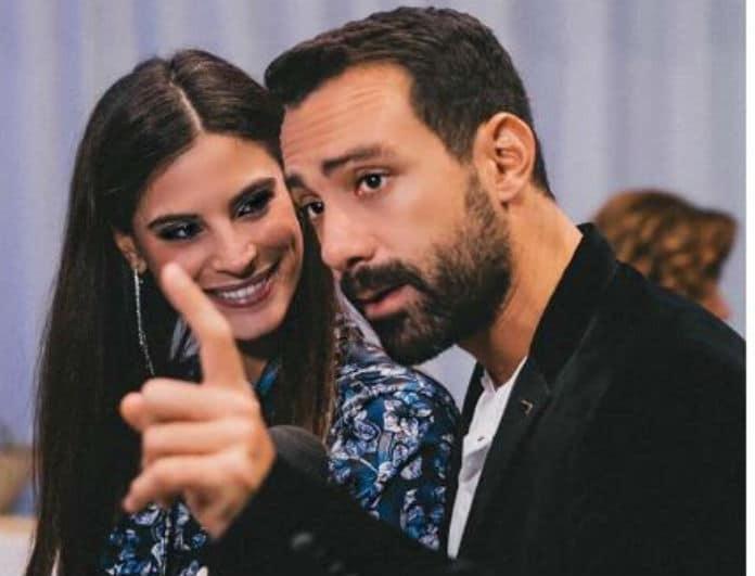Χριστίνα Μπόμπα - Σάκης Τανιμανίδης: Δείτε την cozy κρεβατοκάμαρα τους!