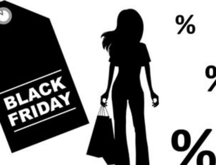 Έρχεται η «Black Friday»: Έως και 80% οι τιμές στα καταστήματα!