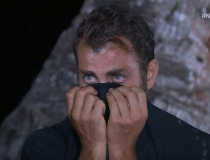 Nomads 2: Ξέσπασε σε κλάματα ο Χανταμπάκης! Τι συνέβη; (βίντεο)